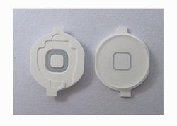 Home Button for iPad2, white,  with spacer  001