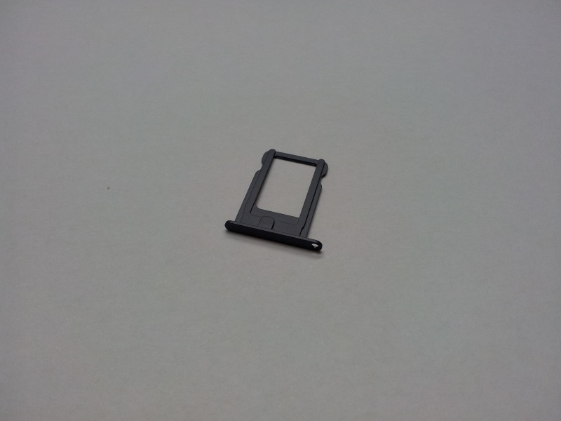 Nano Sim card holder black for iPhone 5 – image 1