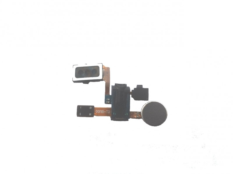 Headphone Jack + Speaker + Vibration motor with flex for Samsung i9100 Galaxy S