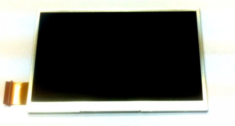 Display with Backlight for PSP Street 1004E