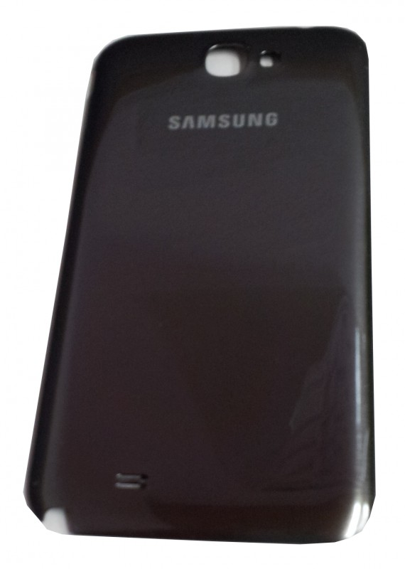 Battery cover titan-grey for Samsung Galaxy Note 2 GT-N7100