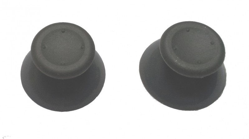Thumbsticks Analog Sticks grey for Xbox360 Controller  , 2 pcs.