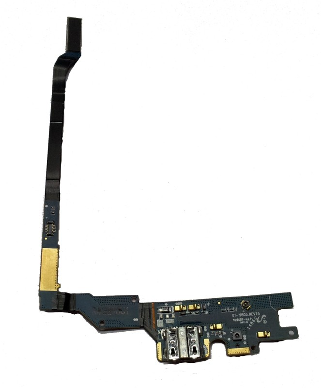 Micro USB port + Mikrophone flex for Samsung GT-I9505 Galaxy S4