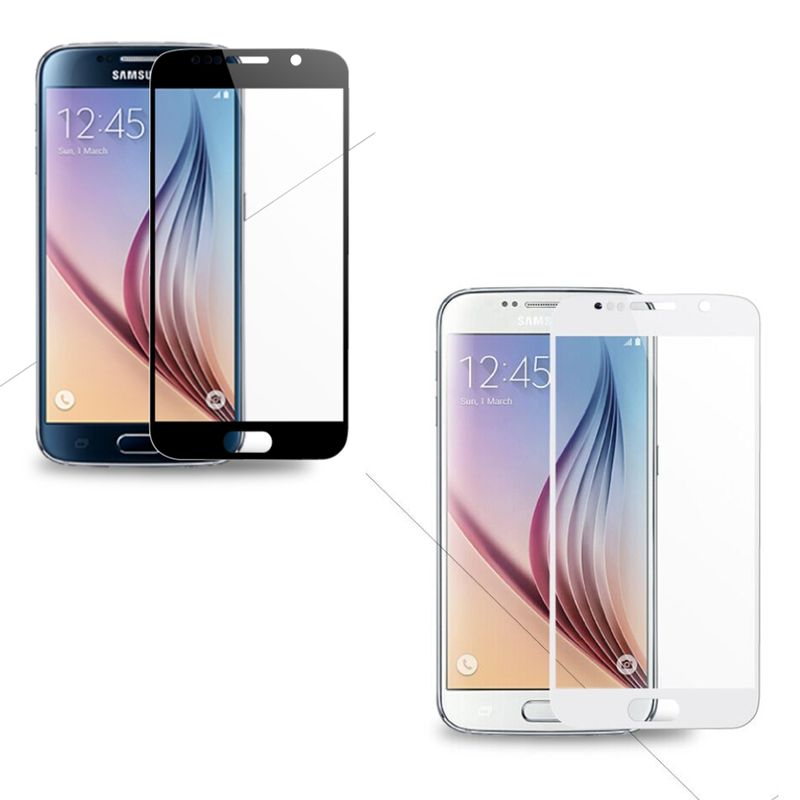 9H HD Super Hardness Screen Protector Samsung Galaxy S6 SINTECH© Premium – Bild 1