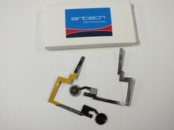 Home Button assembly with Home flex for iPad Mini 3 001