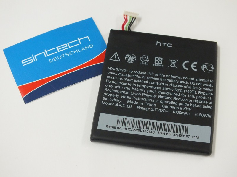 Original HTC Li-Ion Battery BJ83100