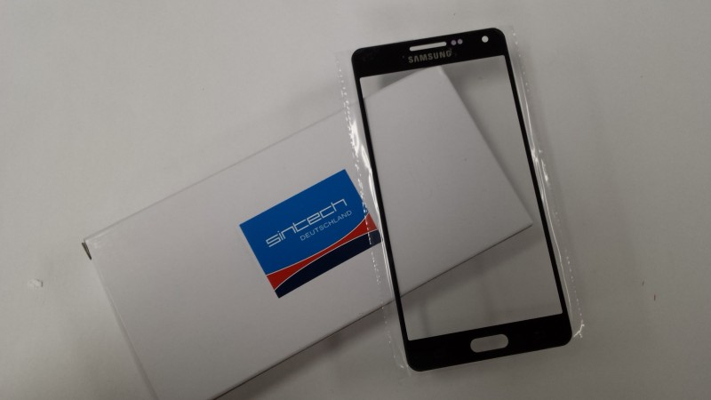Front Glass midnight black (LCD Display and Touch Screen not included) for Samsung Galaxy A5 (A500F)
