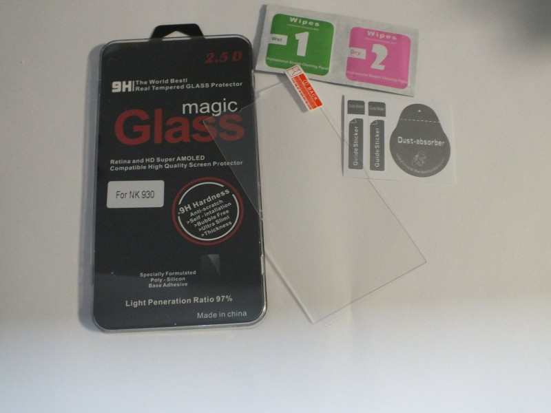 Tempered glas / Burst screen safety glas 9H for Nokia Lumia 930