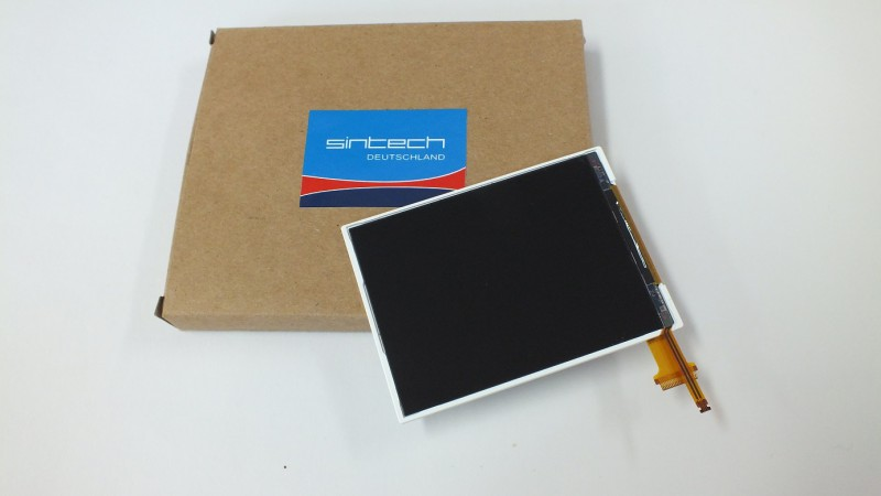 LCD for bottom Display of Nintendo New 3DS