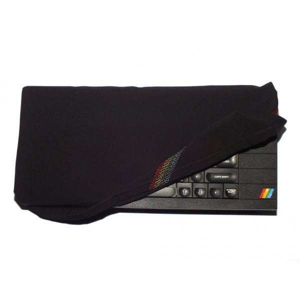 Dust cover in Sinclair design suitable for ZX Spectrum 48K+