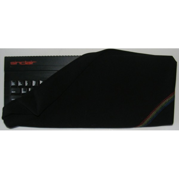 Dust cover in Sinclair design suitable for ZX Spectrum +2/+3