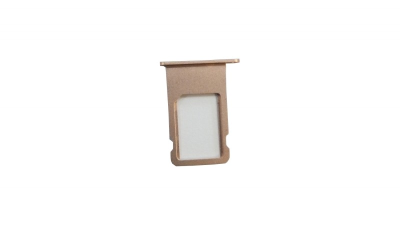 Nano Sim card holder for iPhone 6S+ rose gold