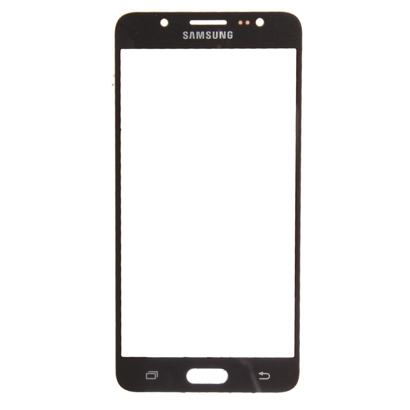 Black sapphire Front Glass (LCD Display and Touch Screen not included) Samsung Galaxy J5 J510F