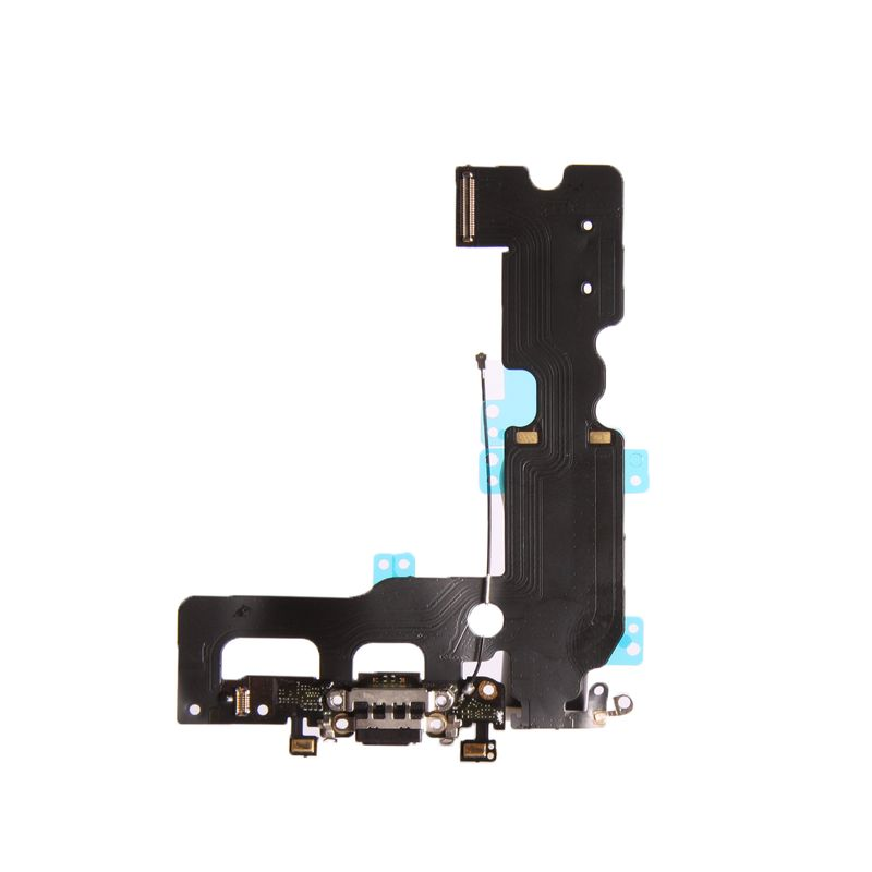 Docking port with antenna and microphonel for iPhone 7+ white – Bild 2