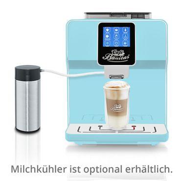 """One-Touch"" Kaffeevollautomat ""NEWSTAR"" cloudy / hochglanz inkl. Garantie-Paket  – Bild 2"