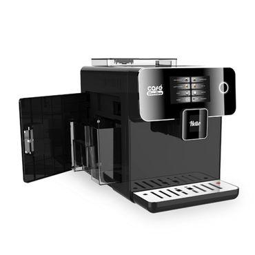 """One-Touch"" Kaffeevollautomat ""Light1"" black / hochglanz inkl. Garantie-Paket – Bild 4"