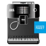 """One-Touch"" Kaffeevollautomat ""Light1"" black / hochglanz inkl. Garantie-Paket 001"