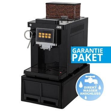 """""""One-Touch"""" Kaffeevollautomat """"EasyTouch"""" black / XL Business-Ausstattung inkl. Garantie-Paket"""