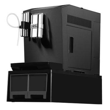 """""""One-Touch"""" Kaffeevollautomat """"Tech1"""" Edelstahl gebürstet, schwarz, XL-Business-Ausstattung – Bild 2"""