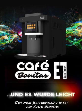 """One-Touch"" Kaffeevollautomat ""EasyTouch"" white inkl. Garantie-Paket – Bild 4"