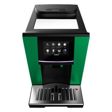 """One-Touch"" Kaffeevollautomat ""Swing"" Star inkl. Garantie-Paket green – Bild 5"