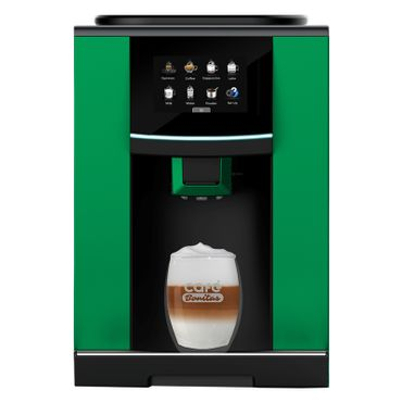 """One-Touch"" Kaffeevollautomat ""Swing"" Star green – Bild 1"