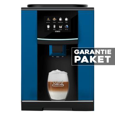 """One-Touch"" Kaffeevollautomat ""Swing"" Star blue inkl. Garantie-Paket"