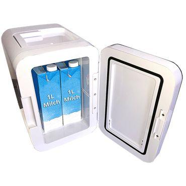 Minikühlschrank für Kaffeevollautomat