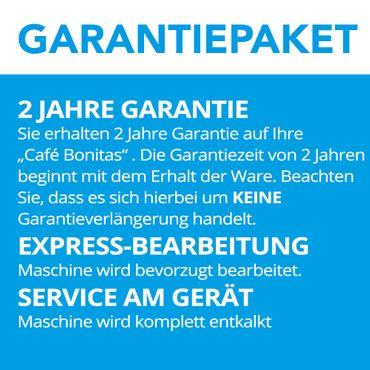 Garantie-Paket