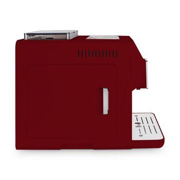 """One-Touch"" Kaffeevollautomat ""KINGSTAR"" rubin / hochglanz inkl. Garantie-Paket + 1 Thermo-Glas 250ml – Bild 5"