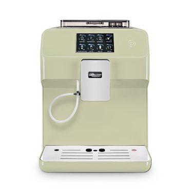 """One-Touch"" Kaffeevollautomat ""KINGSTAR"" lime / hochglanz inkl. Garantie-Paket + 1 Thermo-Glas 250ml – Bild 4"