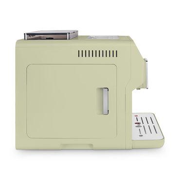 """One-Touch"" Kaffeevollautomat ""KINGSTAR"" lime / hochglanz inkl. Garantie-Paket + 1 Thermo-Glas 250ml – Bild 5"
