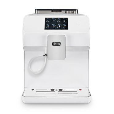 """One-Touch"" Kaffeevollautomat ""KINGSTAR"" white / hochglanz inkl. Garantie-Paket + 1 Thermo-Glas 250ml – Bild 4"
