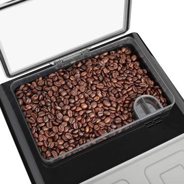 """One-Touch"" Kaffeevollautomat ""NEWSTAR"" black / hochglanz inkl. Garantie-Paket  – Bild 7"