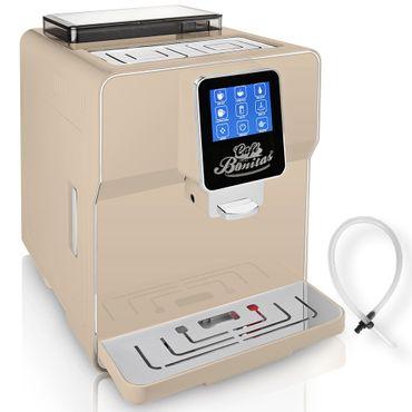 """One-Touch"" Kaffeevollautomat ""NEWSTAR"" crema / hochglanz – Bild 1"