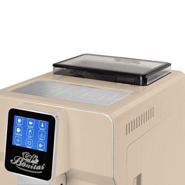 """One-Touch"" Kaffeevollautomat ""NEWSTAR"" crema / hochglanz inkl. Garantie-Paket  – Bild 6"
