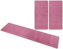 Kurzflor Uni Teppich Nasty Pink  – Bild 9