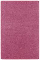 Kurzflor Uni Teppich Nasty Pink  – Bild 1