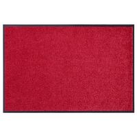 Schmutzfangmatte Fußmatte Wash & Clean bordeaux rot – Bild 1