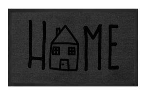 Schmutzfangmatte Easy Home Grau Anthrazit 45x75 cm – Bild 1