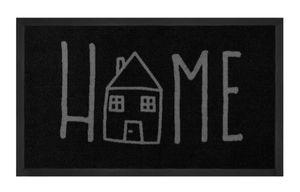 Schmutzfangmatte Easy Home Anthrazit Grau 45x75 cm – Bild 1