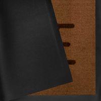 Schmutzfangmatte Lovely Home Braun 45x75 cm – Bild 2