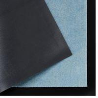 Design Fußmatte Schmutzfangmatte Lucky Cat Pastelblau – Bild 2