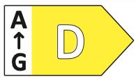 Enegieeffizienz Klasse D