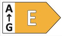 Enegieeffizienz Klasse E