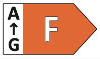 Enegieeffizienz Klasse F