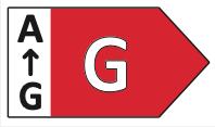 Enegieeffizienz Klasse G
