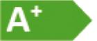 Enegieeffizienz Klasse A+