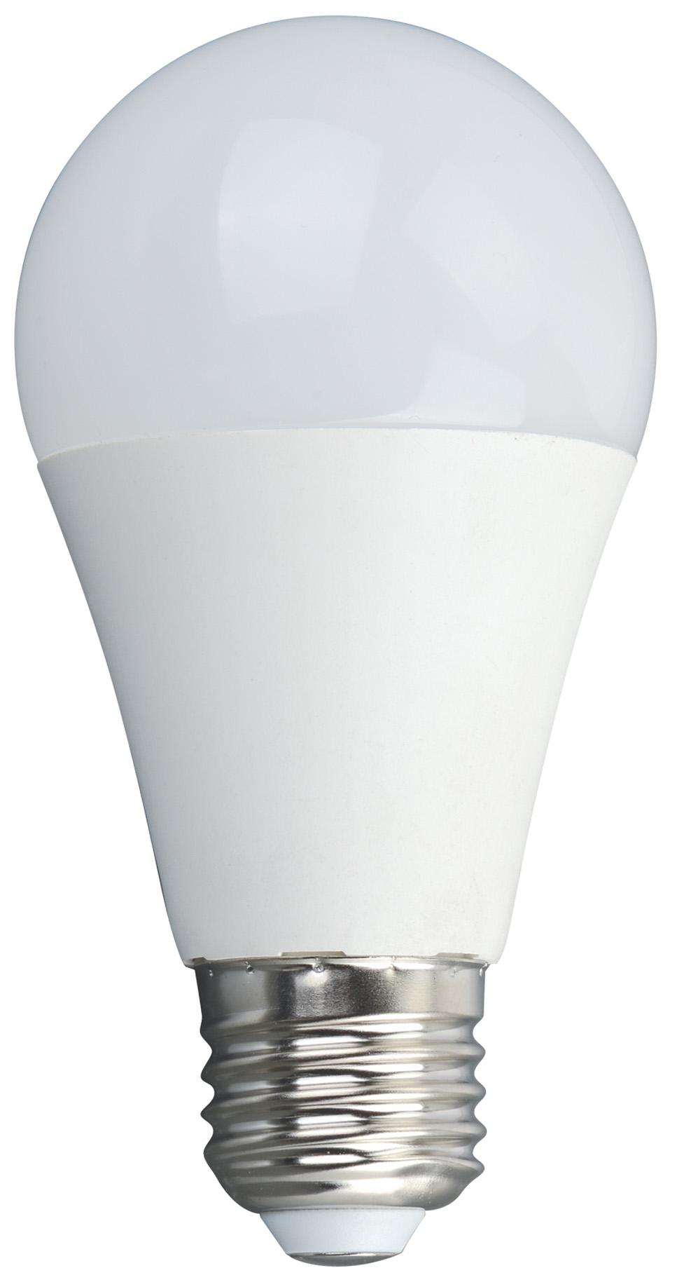 LED Lampe ersetzt 95W E27 matt 15W 1400lm 3000K warmweiß 270° 230V ...