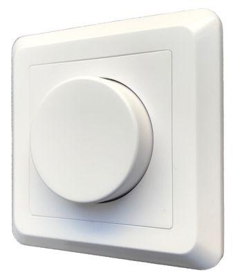 greenandco® gc-200 Unterputz LED und Halogen Dimmer 1-200 Watt, auch für herkömmliche Leuchtmitel und für Wechselschaltungen geeignet, weiß, 2 Jahre Garantie – Bild 4
